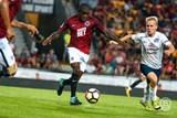 Sparta gólem Lafaty porazila Slovácko