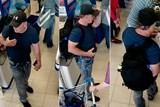 Policisté pátrají po muži, který v obchodním domě platil odcizenou platební kartou