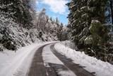 Recept na zprůjezdnění vozovky mezi Chvalčí a Adršpachem v zimě? Silnice dostane závorový systém