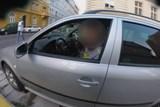 Řidič pod vlivem drog