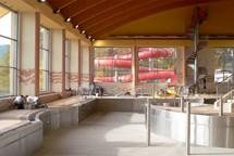 Krytý aquapark ve Frýdku-Místku čeká každoroční odstávka