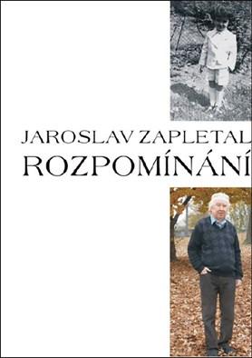 Pozvánka na křest knihy Jaroslava Zapletala