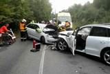 Při nehodě u Útěchova se zranily čtyři osoby