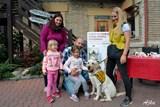 Loučení s létem pomohlo asistenčním psům