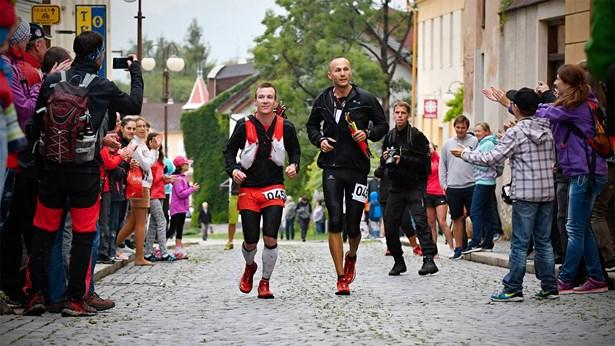 Popis: Titul Mistrů ČR v horském maratonu dvojic obhájili loňští vítězové Marek Causidis a Stanislav Najvert.