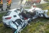 Tragická dopravní nehoda na dálnici D1