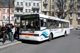 Dopravní podnik v Karlových Varech změnil web i logo
