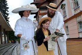 Dny slovenské kultury v Luhačovicích, letos s Lasicou a Hubem