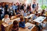 Waldorfská třída přivítala první žáky