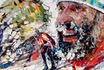 Slavná Jizerská 50 inspiruje a chystá výstavu dvanácti umělců v čele s Davidem Vávrou