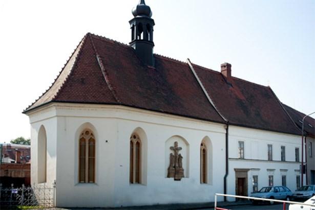 Popis: Kaple sv. Anny.
