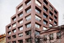 Poprvé po revoluci se v Praze začne stavět veřejná budova podle mezinárodní architektonické soutěže