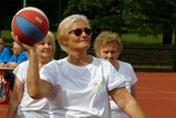 Kroměřížští senioři změřili síly ve sportovních disciplínách s kolegy z Nitry a Ružomberku