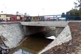 Břehy řeky Kyjovky spojil nový most