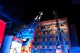 V Ostravě při požárů evakuováno  62 osob