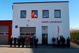 Locheničtí hasiči otevřeli veřejnosti svou zbrojnici