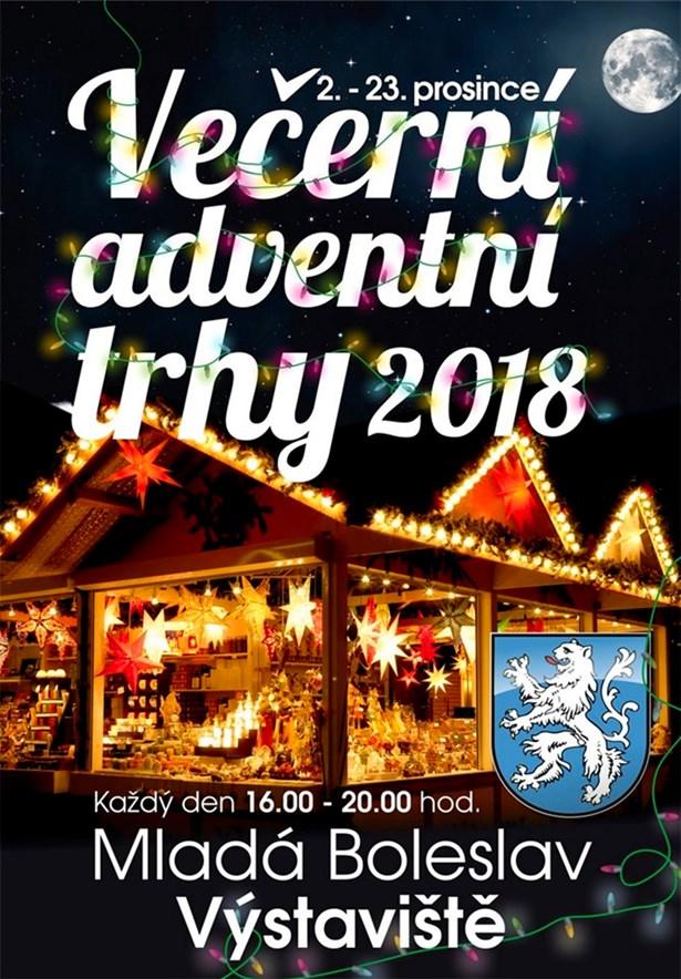 Vánoční trhy - Mladá Boleslav