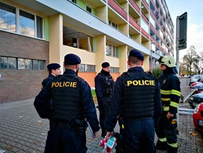 Po roce padlo obvinění kvůli výbuchu plynu v Hradci Králové