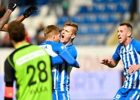 Liberec porazil Mladou Boleslav, v 87. minutě rozhodl střídající Oršula