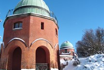 V neděli to bude 120 roků od založení ondřejovské hvězdárny
