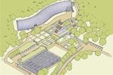 V Troji vzniká moderní botanická zahrada 21. století