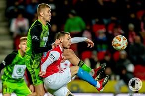 Slavia v mrazu přehrála Mladou Boleslav