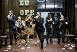 Březnové tipy z Divadla Na zábradlí: Dánská občanská válka, Zlatá šedesátá a Europeana