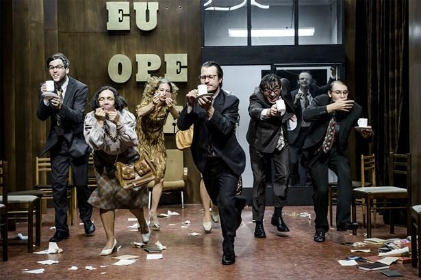 Popis: Představení Europeana.