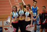 Atleti z SK Jeseniova triumfovali na halovém Mistrovství České republiky
