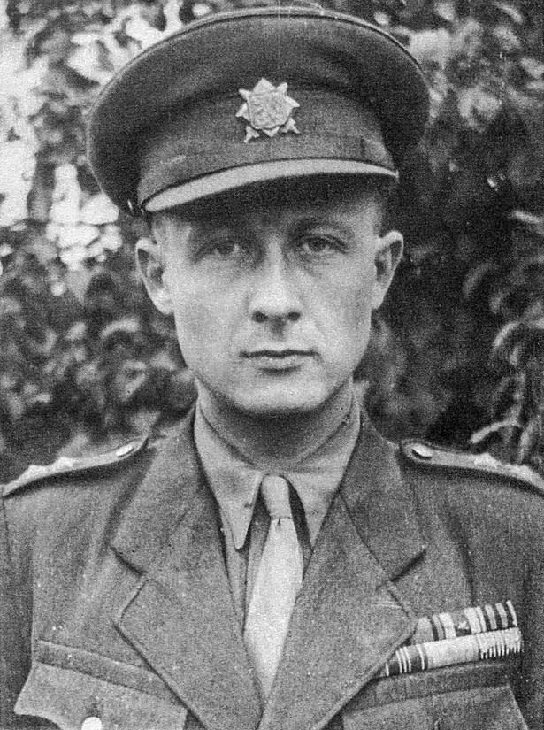 Popis: Plukovník Pravomil Raichl.