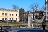 Sokl pomníku Františka Rasche v Přerově vydal tajemství