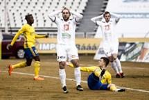 Zlín vyřadil Hradec Králové v MOL cupu