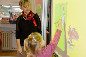 Základní škola Valašské Klobouky zve budoucí prvňáčky k zápisu