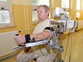 Robotika pomůže pacientům i fyzioterapeutům