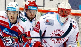 Pardubice porazily Třinec a srovnaly sérii