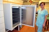 V Nemocnici Valašské Meziříčí desinfikují novým horkovzdušným přístrojem