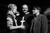 Divadlo Na zábradlí uvede premiéru dramatizace provokativního románu Mýcení
