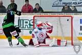 Zápas Mladé Boleslavi s Třincem rozhodovaly nájezdy