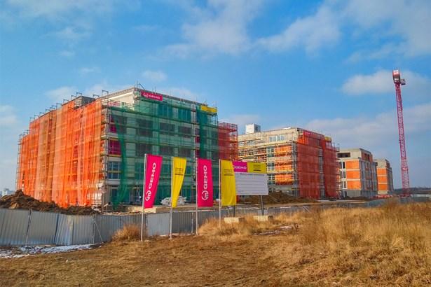 Popis: Projekt společnosti Central Group – Jižní výhledy ve Stodůlkách.