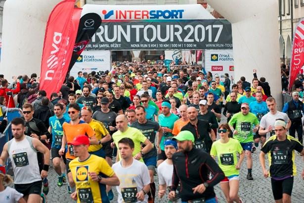Popis: Česká pojišťovna RunTour České Budějovice 2017.