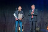 Sportovcem Zlínského kraje za rok 2017 byl vyhlášen boxer Miroslav Šerban