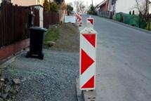 Valašské Meziříčí žádá o dotaci na vybudování poslední etapy chodníku v Podlesí