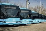 Deset parciálních trolejbusů již jezdí ulicemi Ostravy