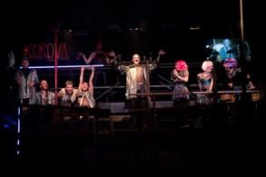 Zlomvaz v centru divadelního dění, studenti z celého světa míří na DAMU