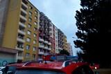 Po požáru bytu skončili čtyři lidé v nemocnici