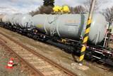 Únik kyseliny chlorovodíkové na bruntálském nádraží byl rychle zastaven hasiči