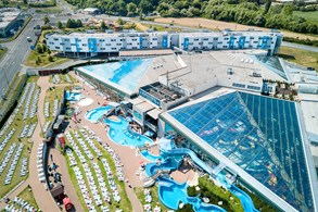Aquapalace Praha vloni navštívilo více než 1 200 000 lidí