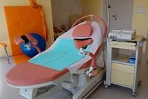 Zmodernizované porodní sály Mulačovy nemocnice jsou opět v plném provozu