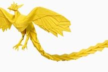 Výstava origami modelů zpestří prostor bývalé Moravia banky