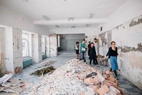 Znojmo opravuje prostory pro budoucí galerii. Provozovat ji bude spolek Umění do Znojma